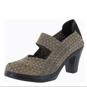 Bernie Mev Women's Bonnie Mary Jane Heel